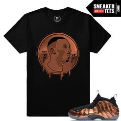 Copper Foamposite Match Nike t shirts