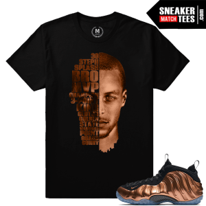 Copper Foams Match T shirts