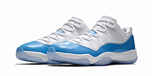 Air Jordan 11 UNC Lows Match Sneaker Tee Shirts