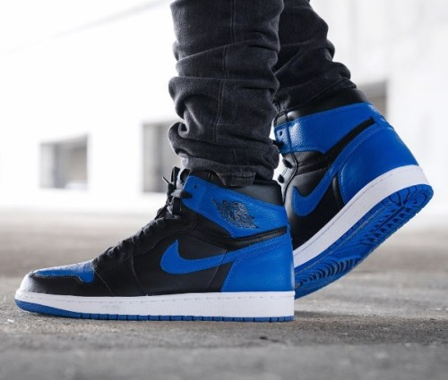 Air Jordan 1 Royal Release Date April