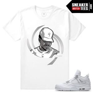 Air Jordan 4 Pure Money t shirt