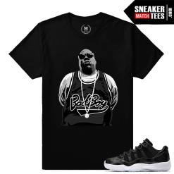 Barons 11 Low Matching Sneaker tees