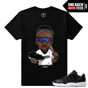 Sneaker Match Barons 11 Tee Shirts