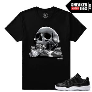Sneaker tee shirt Barons 11 Jordan