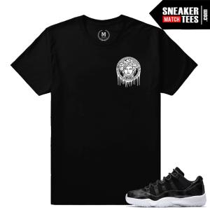 T shirts Barons 11 low Jordan Retro