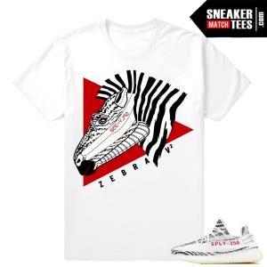 Adidas Yeezy release Yeezy Shirt Zebra