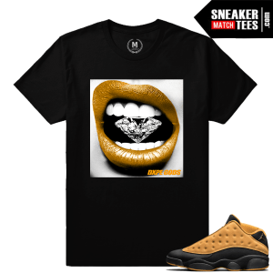 Air Jordan 13 Chutney Matching clothing