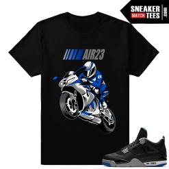 Alternate Motorsport 4 T-shirt Match Jordans