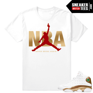 DMP Pack Shirts to Match Jordan 13