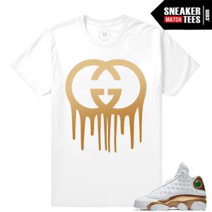 DMP Pack T shirts Match Jordan 13