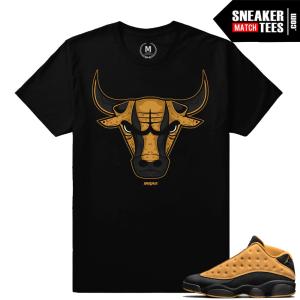 Jordan 13s Chutney Match Shirts