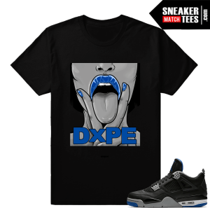 Jordan 4 Motorsport Away Dxpe 4s T-shirt