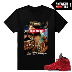 Mayweather Vs McGregor T shirt