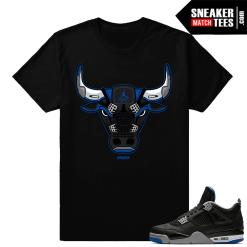Shirts to match Jordan 4 Motorsport Alternate