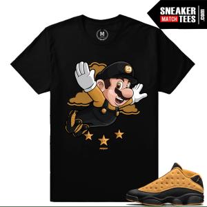 Sneaker Match Shirt Chutney 13s