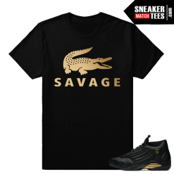 Sneaker tees to Match Jordan 14 DMP Pack
