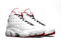Jordan 13 History of Flight
