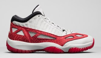 Jordan Release Dates 2017 - Air Jordan 11 IE Fire Red