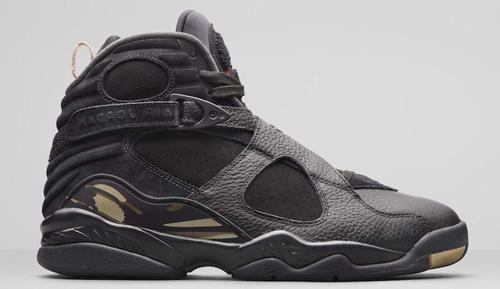 Jordan Release Dates OVO 8 Black