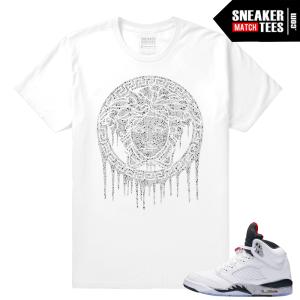 Cement 5 Jordan Shirt