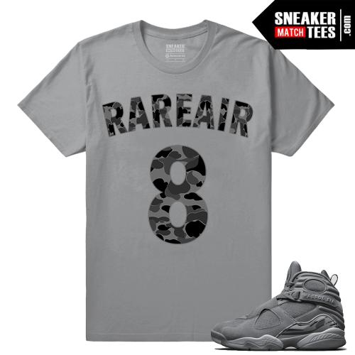 Cool Grey Jordans Matching Shirts