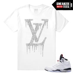 Jordan 5 White Cement Shirts