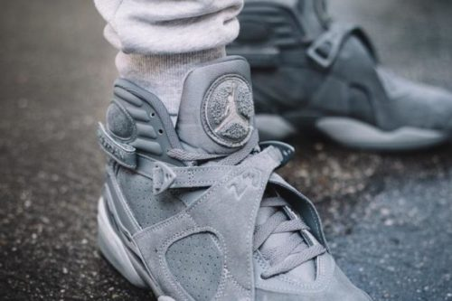 Jordan 8 Cool Grey Jordan Release Dates