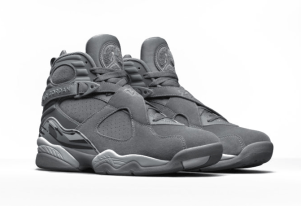 Jordan 8 Cool Grey Retro 8
