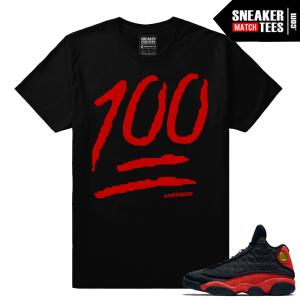 Jordan Retro 13 Bred Sneakers