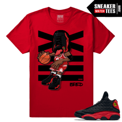 Sneakerhead Jordan 13 Bred
