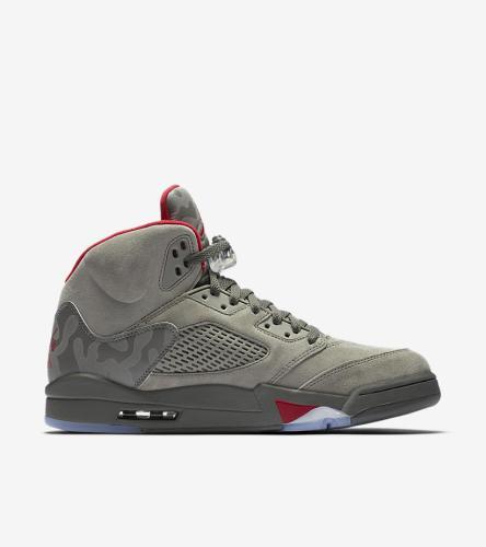 Air Jordan 5 Camo