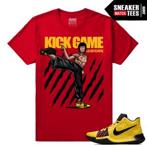 Kyrie 3 Nike Shirts to Match