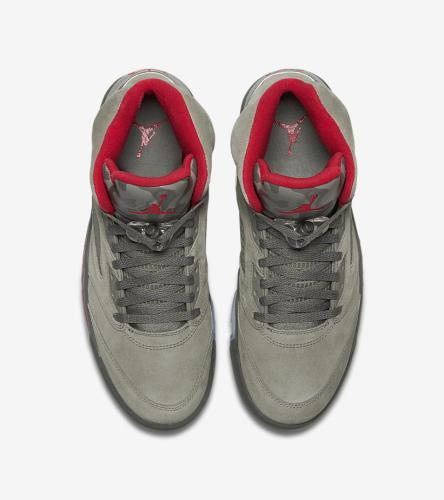 New Jordans Release Camo 5s