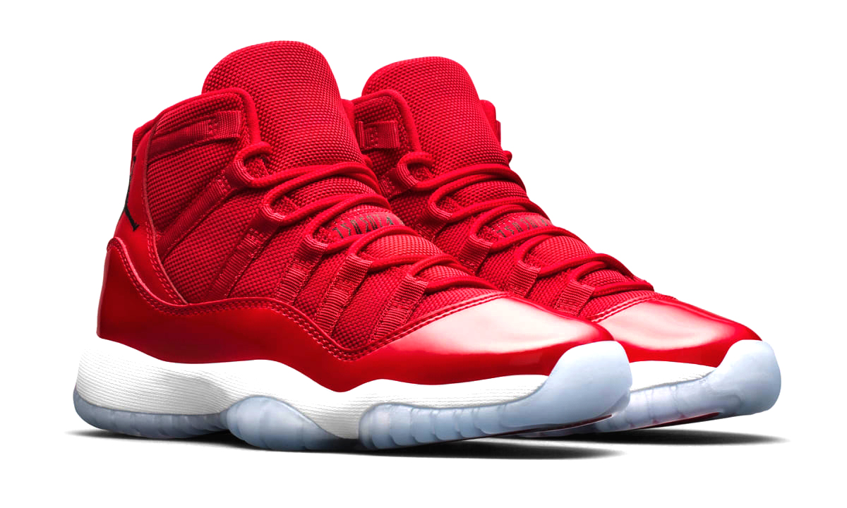 finest selection 5151a 54840 new zealand air jordan 11 gym red win like 96 69235 daea1