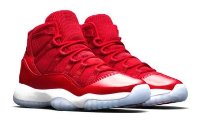 Air Jordan 11 Gym Red Win Like 96