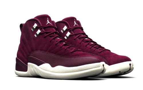 Air Jordan 12 Bordeaux Sneaker