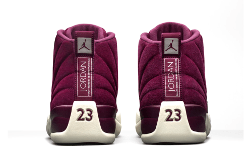 Air Jordan 12 Bordeaux _3