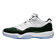 Emerald 11s low Sneaker Category