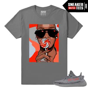 Yeezy Boost 350 V2 Beluga 2 Grey T shirt Eye Candy