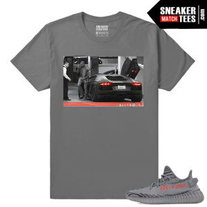 Yeezy Boost 350 V2 Beluga 2 Grey T shirt Yeezy Season