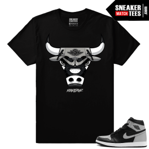 Jordan Retro 1 Shadow Match T shirt