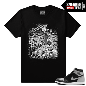 Shadow 1s tee shirt match