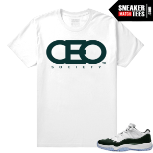 Easter 11s matching t shirt