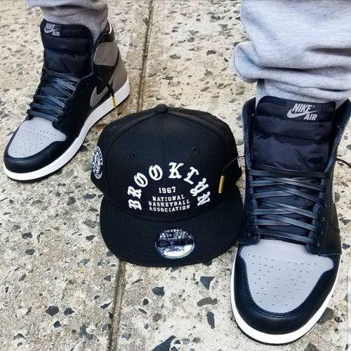 New Jordans Shadow 1s on Feet