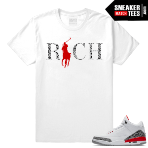 Air Jordan 3 Katrina Clothing