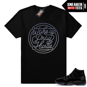 Jordan 11 shirt to match