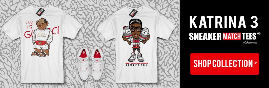 Jordan 3 Sneaker tees shirts Outfits