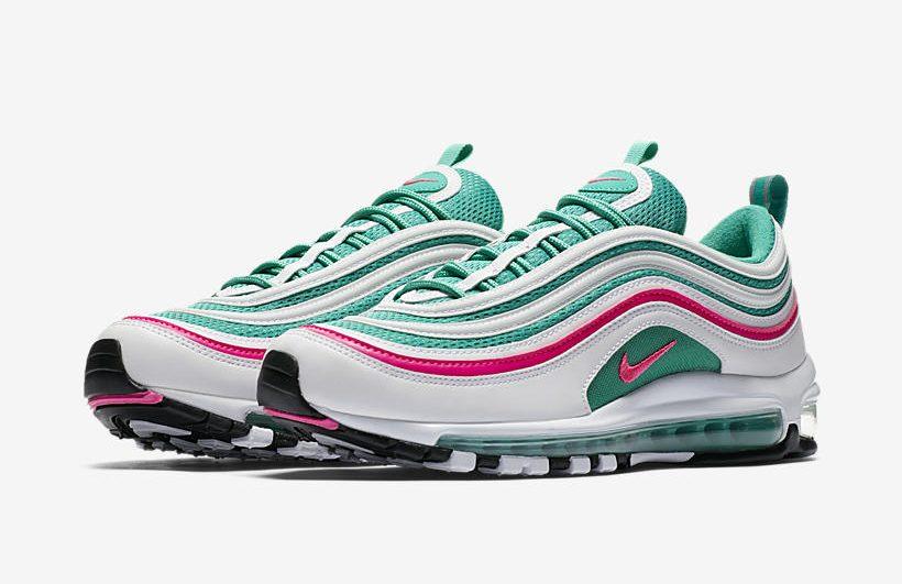 Nike Air Max 97 South Beach shoes