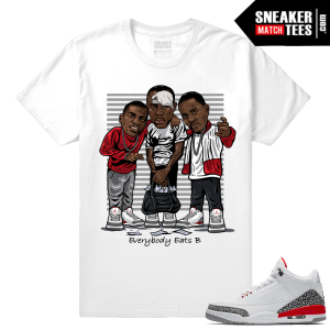 Paid in Full Everybody Eats B shirt