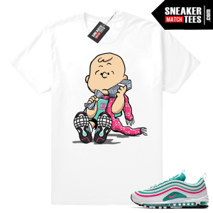 South Beach Nike Air Max t shirt